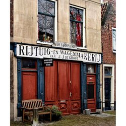Leiden, Oude Varkenmarkt