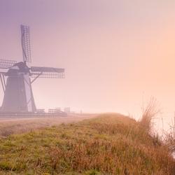 Molen in de Mist
