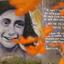 Anne Frank - vallende bladeren
