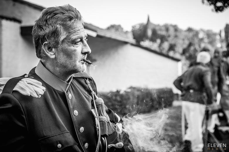 D'r Sjutter - Officier van Schutterij St. Brigida Noorbeek (Zuid-Limburg)
