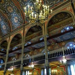 Synagoge Boekarest