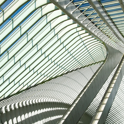 Station Luik Guillemins 3