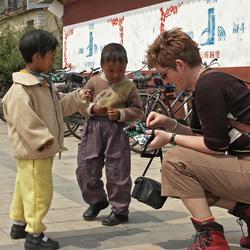 Dropje in China