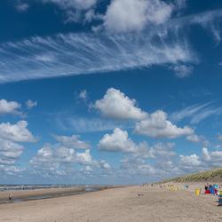 Een Hollandse wolken lucht