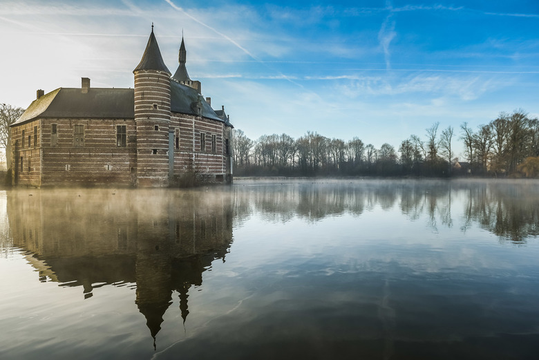 Kasteel van Horst - Vlaams Brabant Belgium
