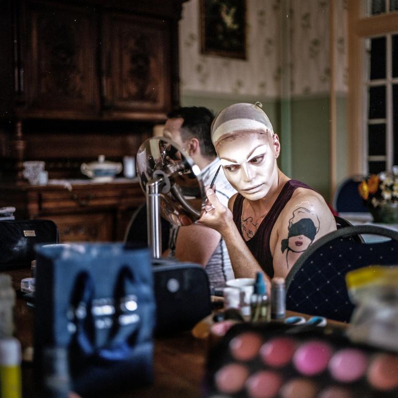Amanda LaGrande - Amanda LaGrande<br /> <br /> Shot with Hasselblad 500c/m | Kodak Portra 400<br />
