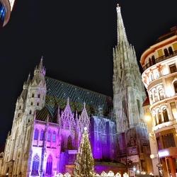 Stephanplatz Cathedral, Vienna