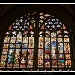 St Jan Den Bosch raam