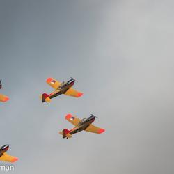 Luchtmachtdagen 2014 - Koninklijke Luchtmacht Historische Vlucht