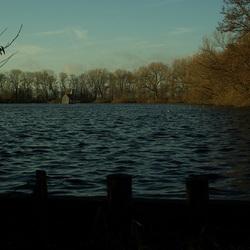 kerkje op het water