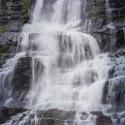 Tvindefossen - Noorwegen
