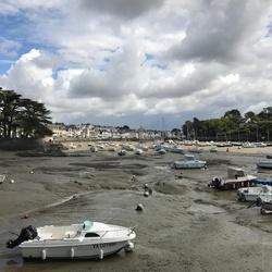 Pornic Bretagne boten