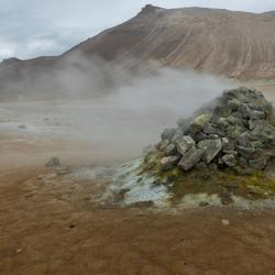 Hverir, IJsland