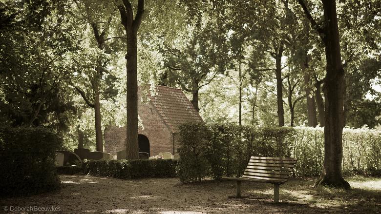 The Field Where I Died - Een oude begraafplaats in Nieuwegein. Titel is een referentie aan een aflevering van the X-Files.