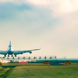 De perfecte landing