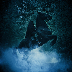 Hessian Horseman