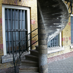 Trap Blokhuispoort
