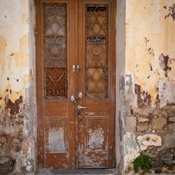 Doors on Rhodos 5.