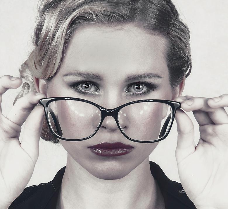 Cold Eye - Talullah model shoot