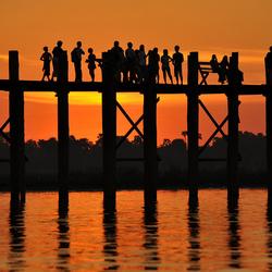 Myanmar u-beinbridge