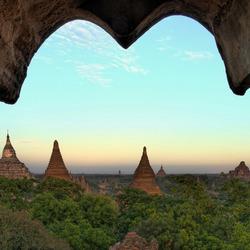 Bagan Frame