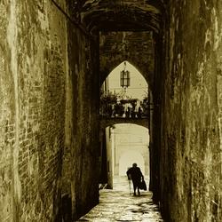 Steegje Siena Italie