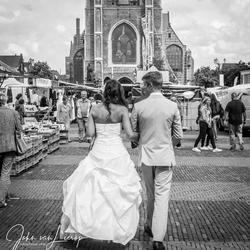 Trouwen in Delft