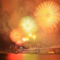 Busan Fireworks Festival 2013