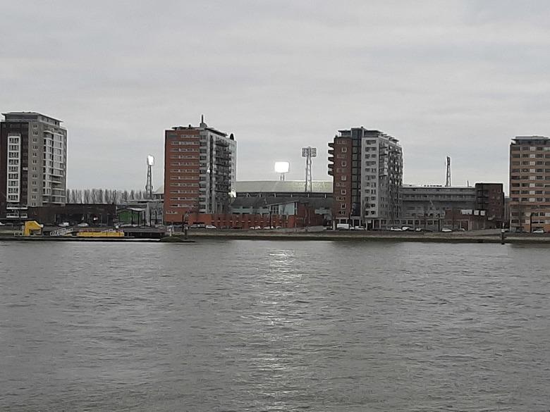 De Kuip - Deze foto is van het station de Kuip, in Rotterdam-Zuid