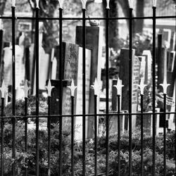 kerkhof inkijkje