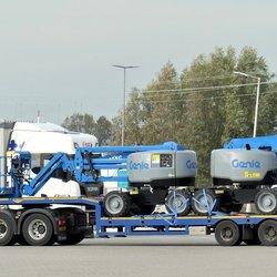 P1090604   H v H Stena line lokatie  Ierse  Scania special vervoer  5 nov 2019  - kopie
