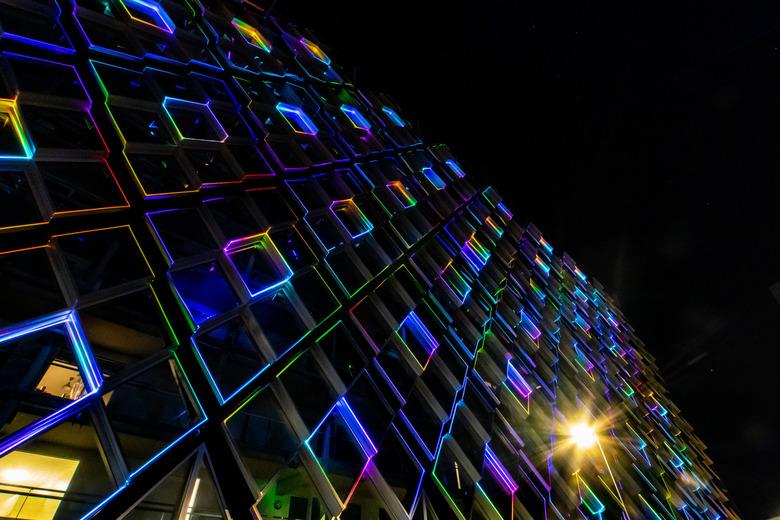 Glow 2019 - Openingsavond Glow 2019 in Eindhoven.