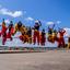 Jump in the air