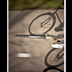 Dans la Bicyclette