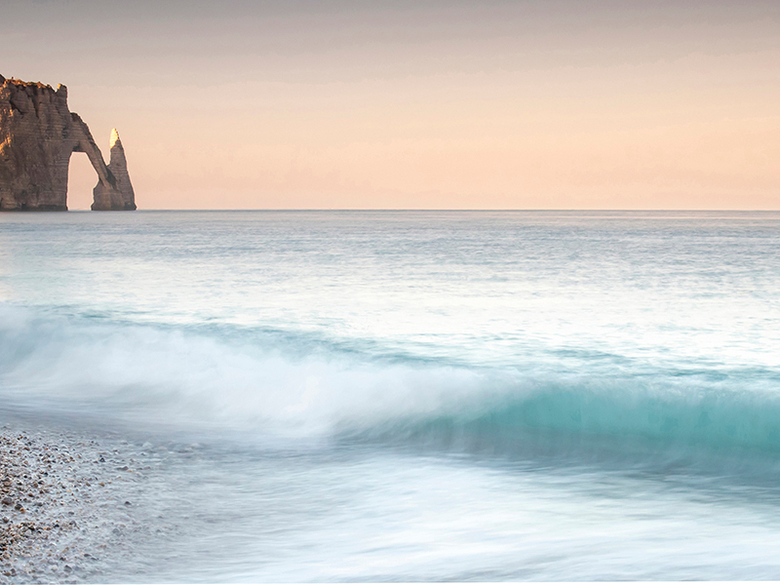 Witte kliffen van Etretat - Kliffen van Etretat
