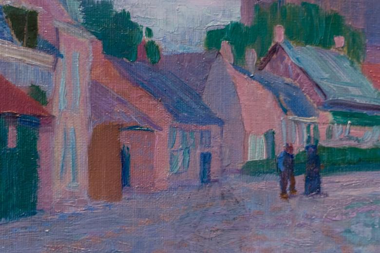 Schilderij - Noordbrabants museum.