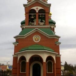 Oekraine Talne. Peter en Paul Tempel