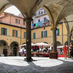 Plein in Pisa