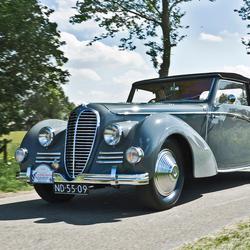Delage D6 3-Litres Cabriolet 1948 (9202)