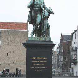 Arij Scheffer te Dordrecht