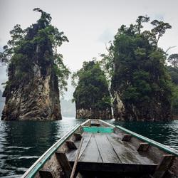 Boottocht Khao Sok, Thailand