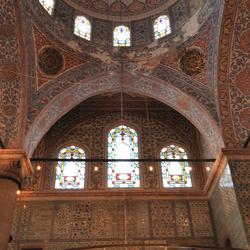 Blauwe moskee 3