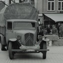 LKW, Citroën.