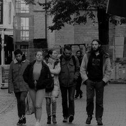Straatfotografie groep