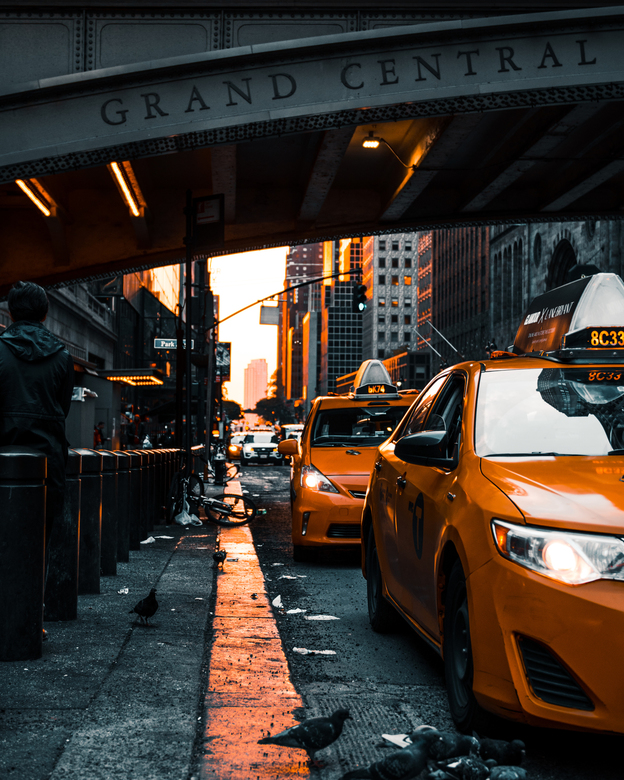 Re-edit van een van mijn favoriete foto's uit New York -