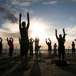 108 zonnegroeten (yoga)