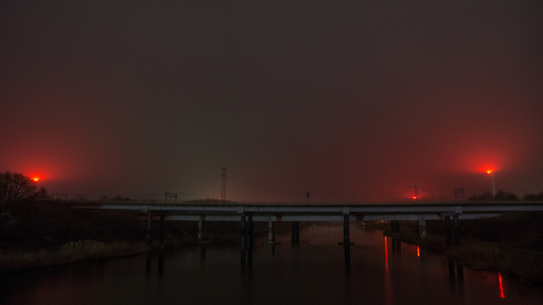 Bridge over Troubled Water... - Oesterdam