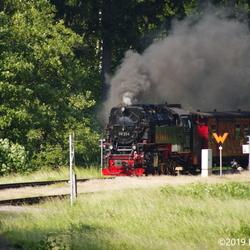 HSB - Drie-Annen-Hohne -Zug nach Brocken