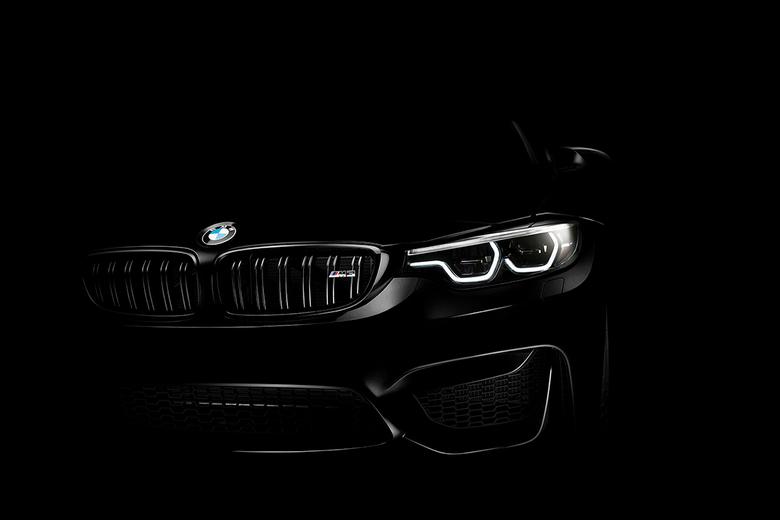 2018 BMW M3 - BMW M3 Competition 2018<br /> Car Fine Art Fotografie<br /> Techniek: FDL (Focused Diffused Lighting)