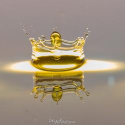 Het gouden kroontje!